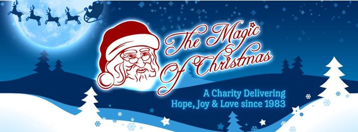 The Magic of Christmas Charity cover