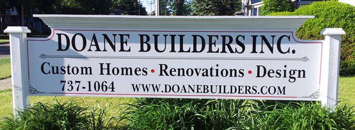 Doane Builders Inc cover