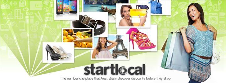 StartLocal cover