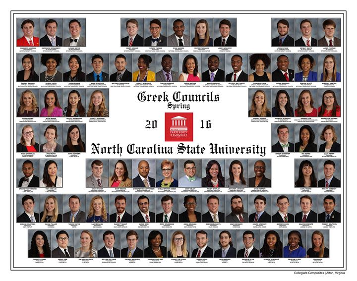 Fraternity and Sorority Life at NC State cover