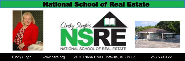 National School of Real Estate - Cindy Singh cover