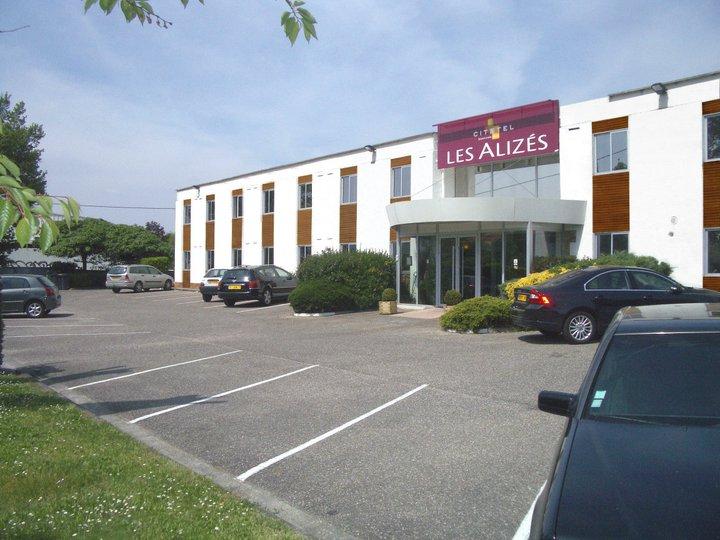 Citotel Les Alizés Bordeaux / Eysines cover