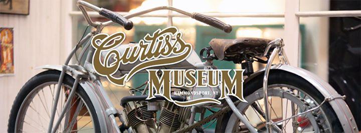 Glenn H. Curtiss Museum cover