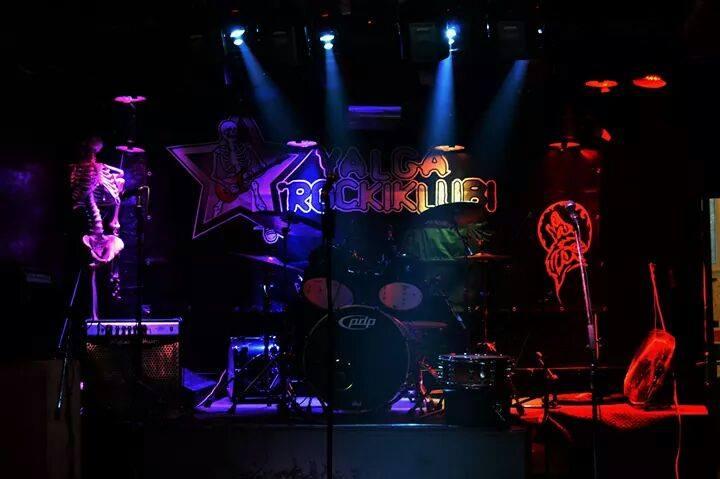 Valga Rockiklubi cover