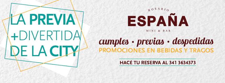 España MiniBar cover