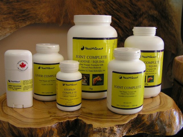 HealthQuest Natural Health cover