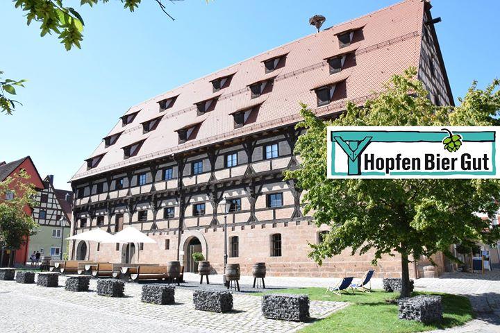 Hopfen Bier Gut - Museum im Kornhaus Spalt cover