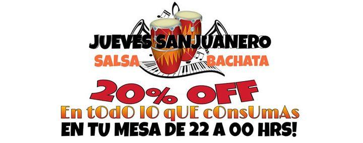 La San Juan Bar cover