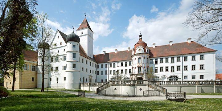 Bayerische MusikAkademie Schloss Alteglofsheim cover