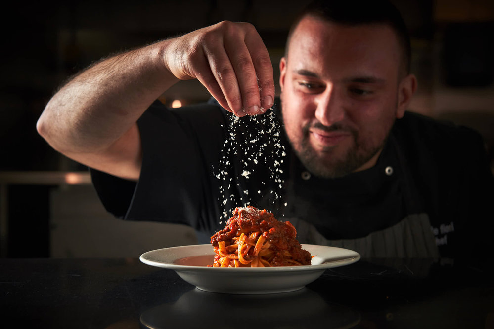 Mangiamo Ristorante & Bar cover