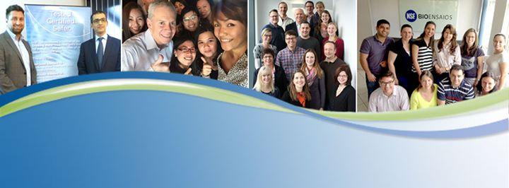 NSF International Careers cover