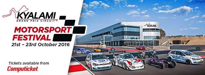 Kyalami Grand Prix Circuit cover