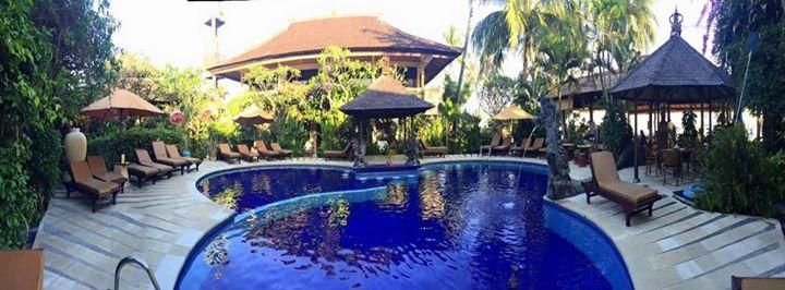 Adirama Beach Hotel, Lovina Bali cover