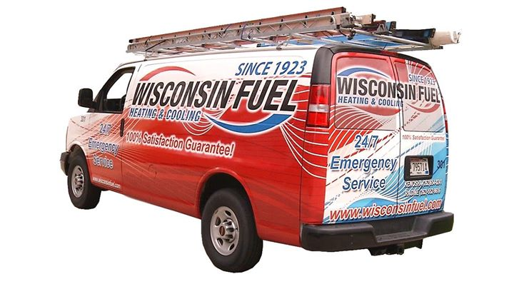 Wisconsin Fuel & Heating Inc. cover