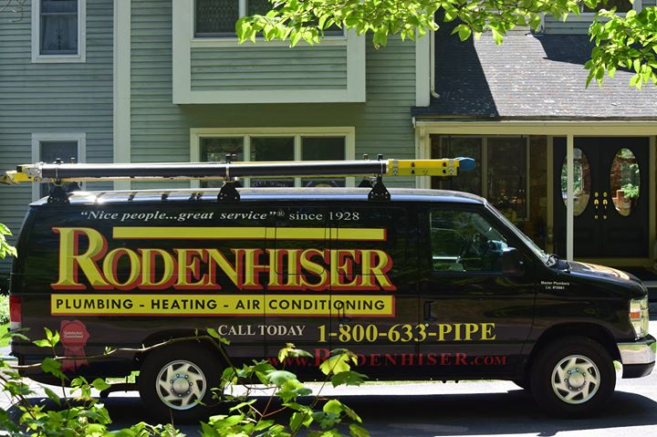Rodenhiser Home Services cover