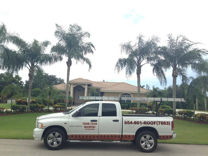 Tiger Team Roofing, Inc. cover