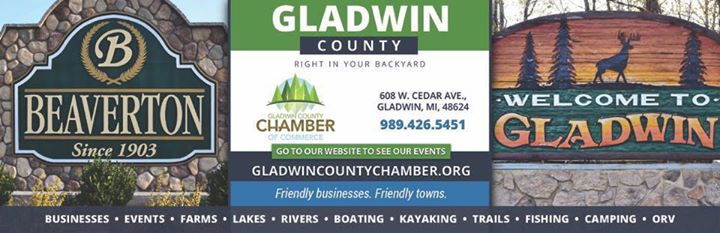 Gladwin County Chamber of Commerce cover