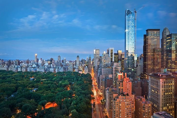 Mandarin Oriental, New York cover