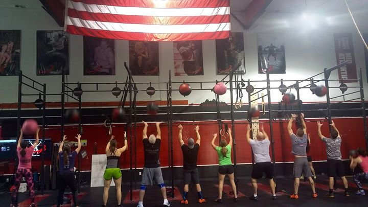 CrossFit Oyster Point cover