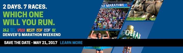 Denver's Colfax Marathon cover