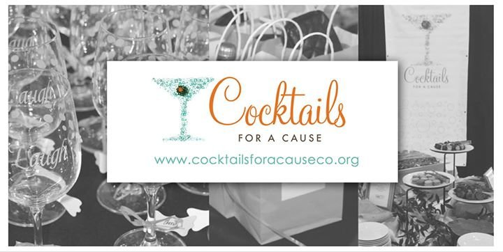 Cocktails For A Cause CO cover