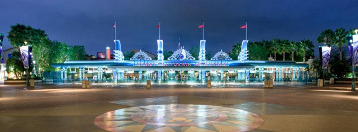 Disney California Adventure Park cover