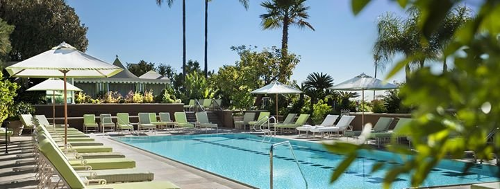 Four Seasons Hotel Los Angeles at Beverly Hills cover