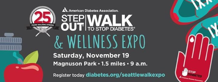 American Diabetes Association - Washington State cover