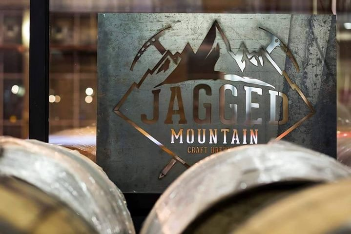 Jagged Mountain Craft Brewery cover