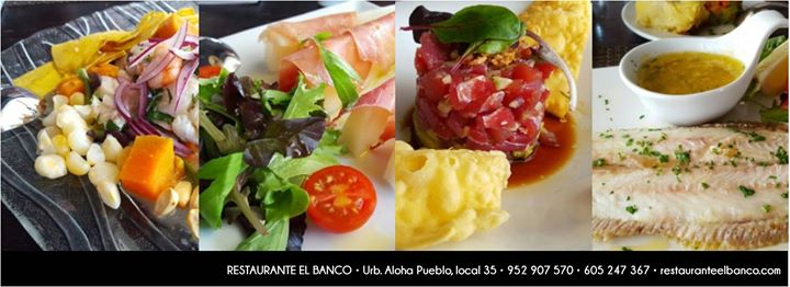 Restaurante El Banco cover