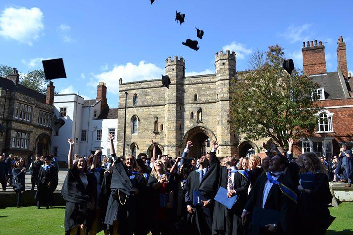 University of Lincoln (UK) Alumni cover
