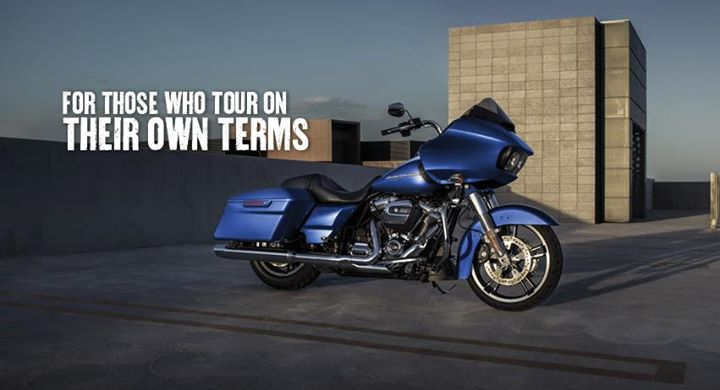 Chester's Grand Teton Harley-Davidson cover