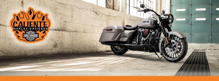 Caliente Harley-Davidson cover