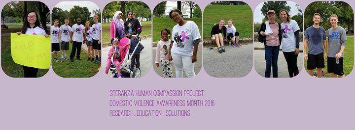 Speranza Human Compassion Project cover