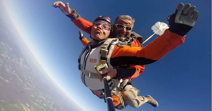 saut en parachute yep yep