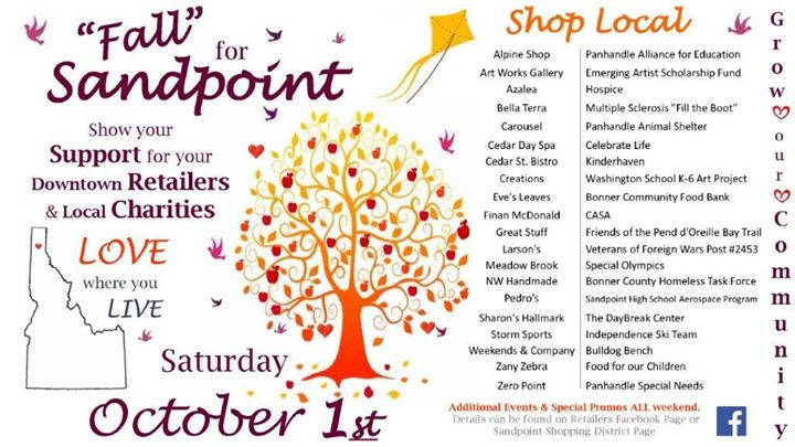 Sandpoint Shopping District cover