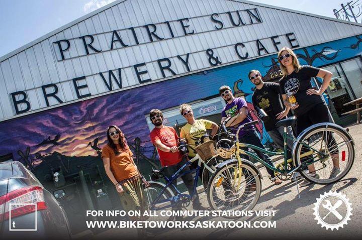 Prairie Sun Brewery cover
