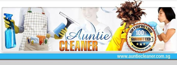 Auntie Cleaner (Singapore) Pte Ltd cover