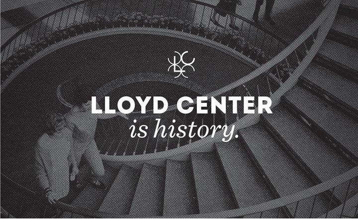 Lloyd Center cover