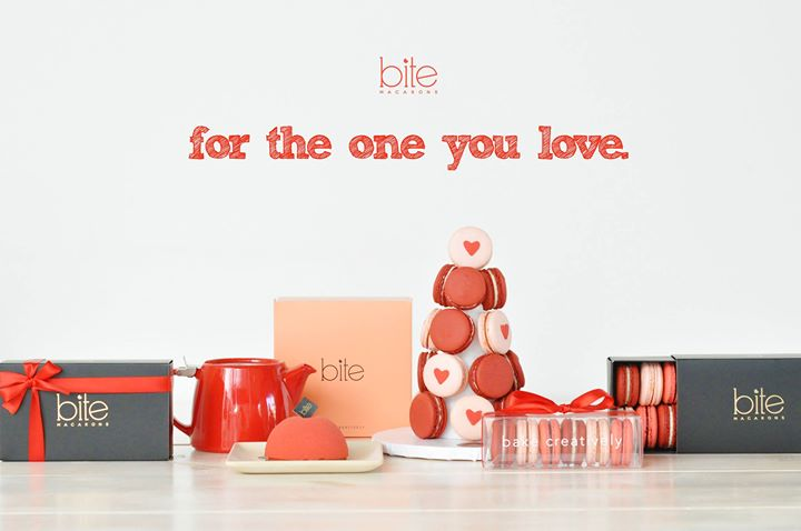 Bite Macarons cover