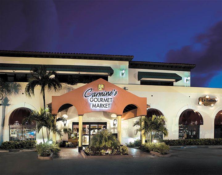 Carmine's Gourmet Market cover