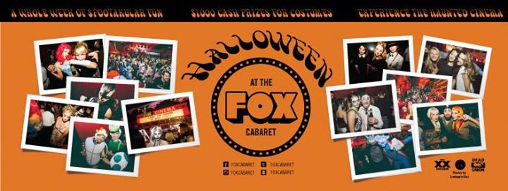 Fox Cabaret cover