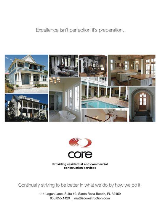 Corestruction cover