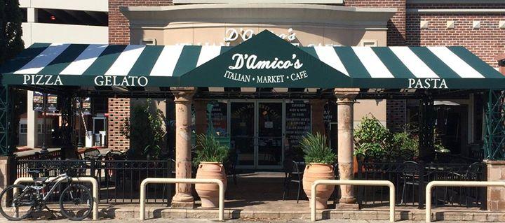 D'Amico's Italian Market Cafe cover