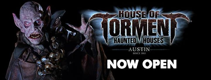 House of Torment cover