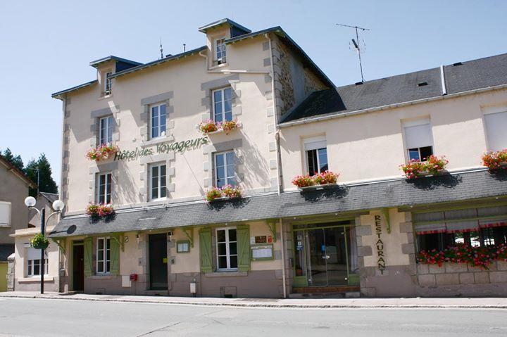 Hôtel - Restaurant Des Voyageurs cover
