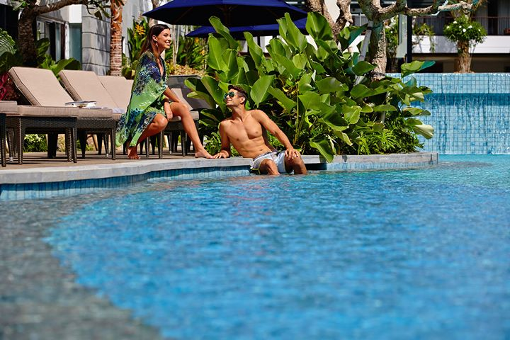 Courtyard by Marriott Bali Seminyak Resort cover