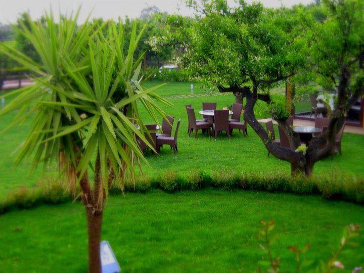 Giardini di kyme pozzuoli italia