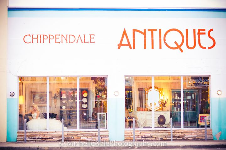 Chippendale Eastlake Antiques cover