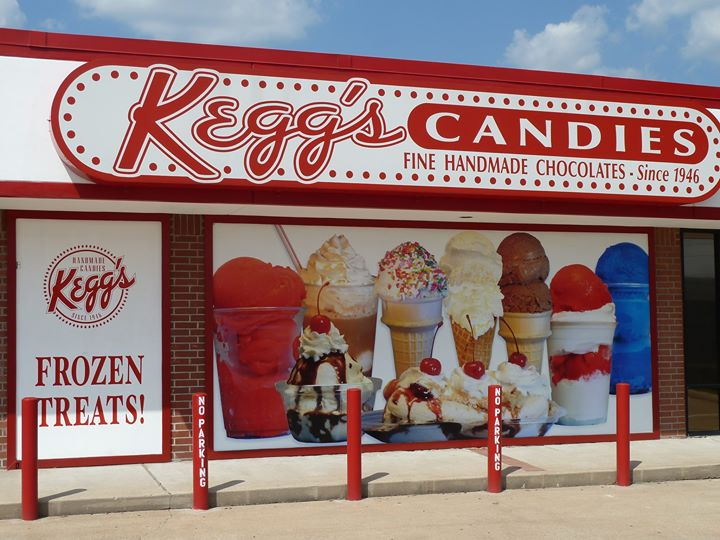 Kegg's Candies cover